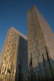 Башни Европейского суда Стоковые Фотографии RF