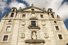 Башни замка Авила, Испании Стоковая Фотография RF