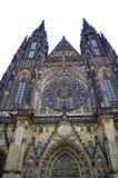 Башни замка Праги Стоковая Фотография RF