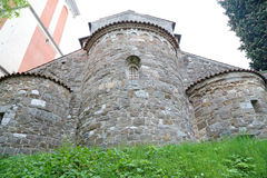 Башни замка Удине, Италии Стоковое Фото