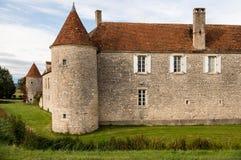 Башни замка Стоковое Изображение