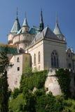 Башни замка Стоковое фото RF
