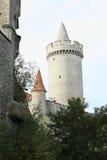 Башни замка Kokorin Стоковое Фото