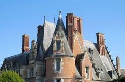 Башни замка Medival Стоковое Изображение RF
