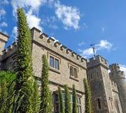 Башни замка Tankerton Стоковое фото RF
