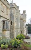 Башни замка Whitstable Стоковые Фотографии RF