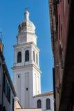 Башни и steeples в Венеции Стоковые Фото