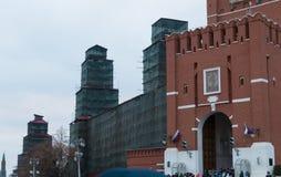 Башни Кремля Стоковые Изображения