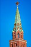 Башни Кремля в Москве, России Стоковое Фото