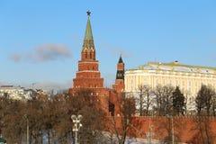 Башни Кремля Стоковая Фотография