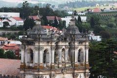 Башни монастыря Стоковые Изображения RF