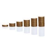 башни монеток Стоковые Фото