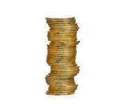Башни монеток Стоковая Фотография RF