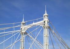 башни моста исторические Стоковое фото RF