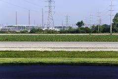 башни наивысшей мощности Стоковое Фото