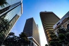 Башни офиса вокруг Medan Pasar Стоковое фото RF