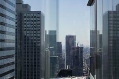Башни офиса стоковое фото rf