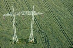 Башни передачи Стоковые Изображения