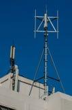 Башни передачи Стоковые Изображения RF