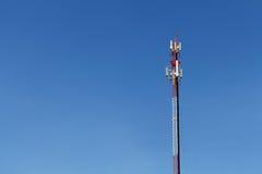Башни передачи Стоковое Изображение RF