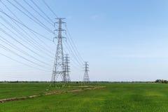 Башни передачи Стоковые Фотографии RF