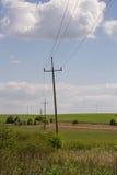 Башни передачи Стоковое фото RF