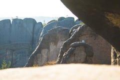 Башни песчаника Стоковое Фото