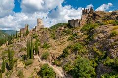 Башни путешествия Regine и кабара Ла Surdespine стоковая фотография