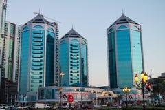 Башни площади Chrystal Стоковое Фото