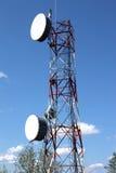башни радиосвязи технологии клетки Стоковое Фото
