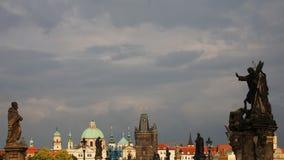 Башни старого городка в Праге Стоковое Изображение RF