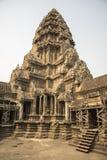 Башни централи Angkor Wat Стоковое фото RF