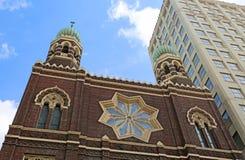 2 башни церков непорочного зачатия Стоковое Фото