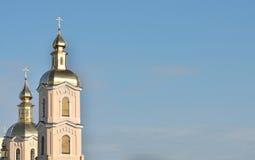 Башни церков Стоковые Фото