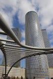 Башни Azrieli Стоковое Изображение RF