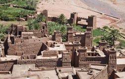 башни benhaddou ait стоковое фото rf