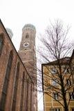 Башни Frauenkirche в Мюнхене Стоковые Изображения RF