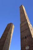 Bis 2 башен Стоковые Изображения RF