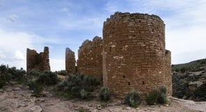 Башни Hovenweep Стоковые Фотографии RF