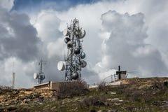 Башни Palouse стоковые изображения