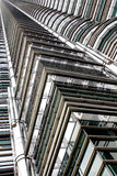 башни petronas Стоковое Изображение RF