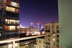 Башни Platinium квартиры Стоковое фото RF