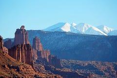башни sal гор la fisher стоковое фото
