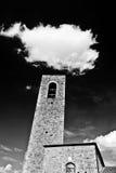 Башни San Gimignano, Тоскана, Италия Стоковые Изображения