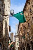 Башни San Gimignano Стоковые Фото
