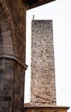 Башни San Gimignano Стоковая Фотография
