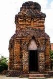 Башни Thap Poshanu ashurbanipal Вьетнам Phan Thiet Стоковые Изображения RF