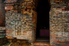 Башни Thap Poshanu ashurbanipal Вьетнам Phan Thiet Стоковые Изображения