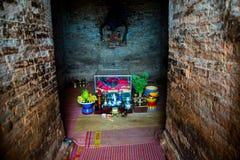 Башни Thap Poshanu ashurbanipal Вьетнам Phan Thiet Стоковое Изображение RF