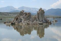 Башни Tufa в Mono озере Стоковые Изображения